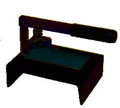 Rundeckenstanze Modell CM 40