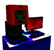 Desktop-Laser LG 50